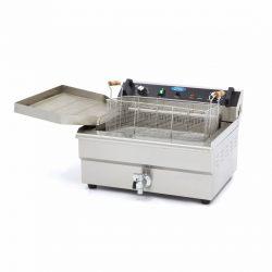 Maxima Elektrická fritéza s kohútikom - 1 x 30 l | 09365021