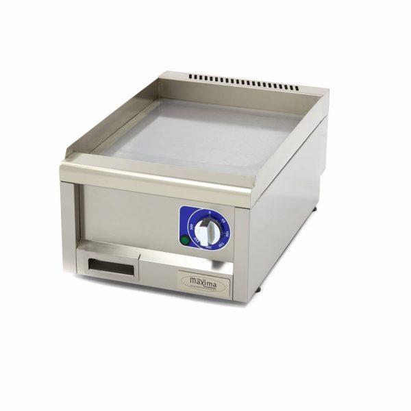 Maxima Komerčná elektrická platňa - hladká - 40x60 cm | 09391610