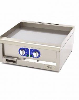 Maxima Komerčná elektrická platňa - hladká - 60x60 cm | 09391630