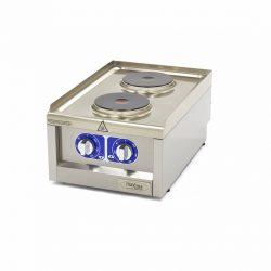 Elektrický varič - 2 horáky - 40x60 cm | Maxima 09391550