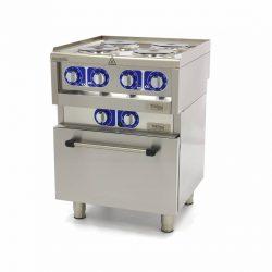 Elektrický sporák s rúrou - 60x60 cm | Maxima 09391540