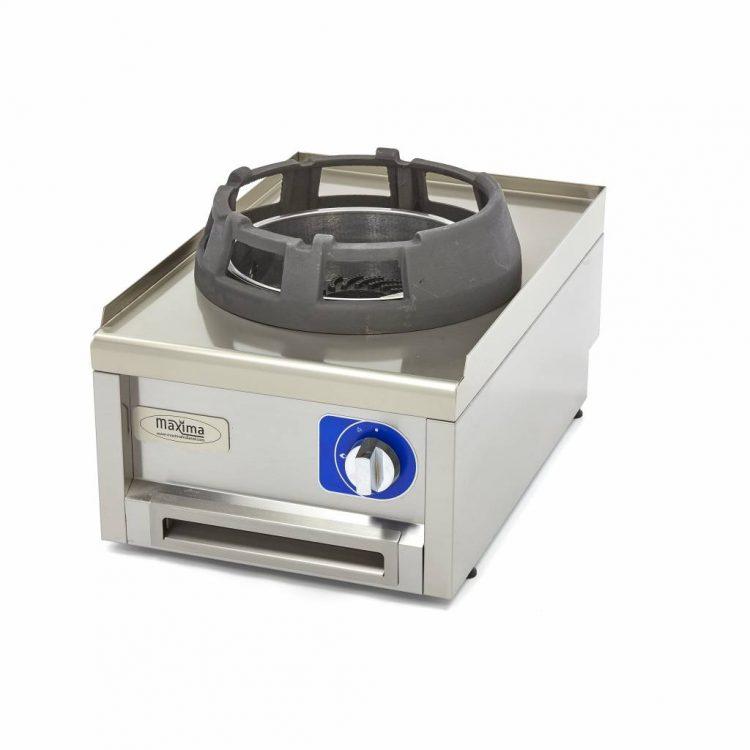 Maxima Komerčný wok horák - plynový - 40x60 cm   09391560