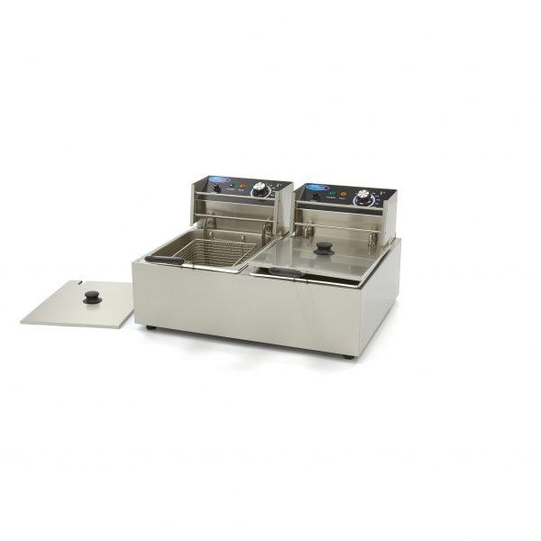 Maxima Elektrická fritéza - 2 x 6 l | 09364951