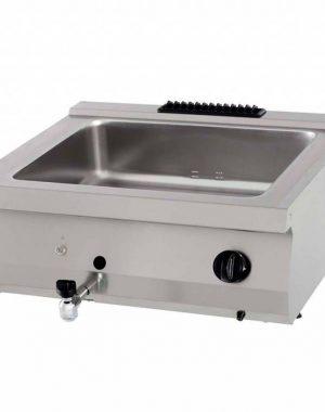 Maxima vysokovýkonná plynová bain marie - dvojitá | 09395006