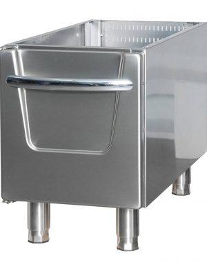 Maxima vysokovýkonná skriňa - s dverami - 40x70 cm | 09397000