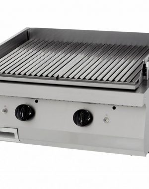 Maxima vysokovýkonný plynový Lavastone gril - dvojitý | 09398000