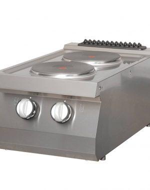Maxima vysokovýkonný varič - elektrický - 2 horáky | 09395001