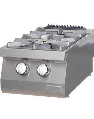 Maxima vysokovýkonný varič - plynový - 2 horáky | 09396001
