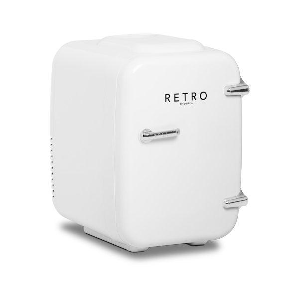 Mini chladnička - 4 l - biela | BCMF-4L-W