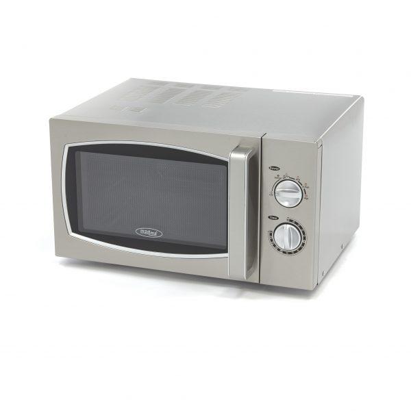 Poloprofesionálna mikrovlnná rúra - 25 l - 900 W | Maxima 09367000
