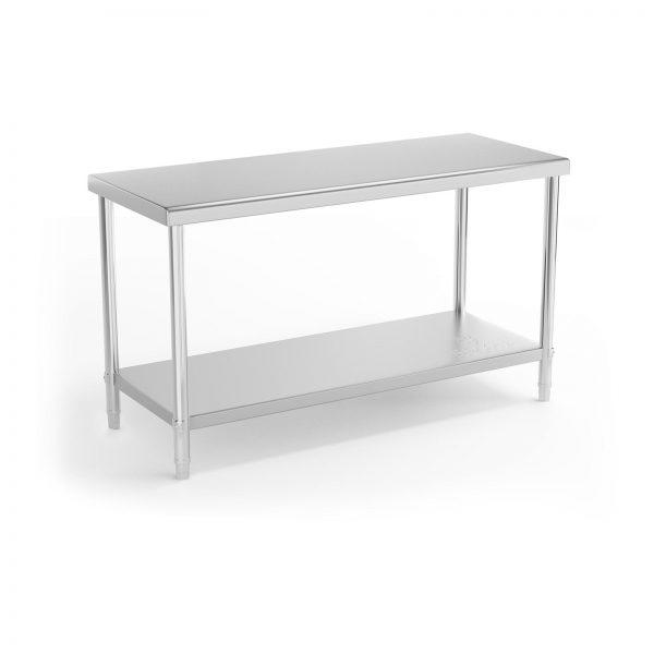 Pracovný stôl - 150 x 60 cm - 230 kg | RCAT-150/60-NW