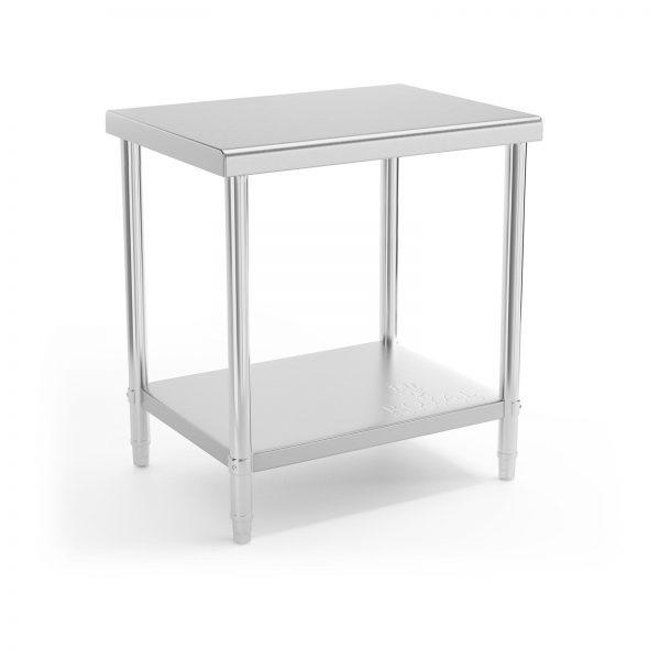 Pracovný stôl - 80 x 60 cm - 190 kg | RCAT-80/60-NW