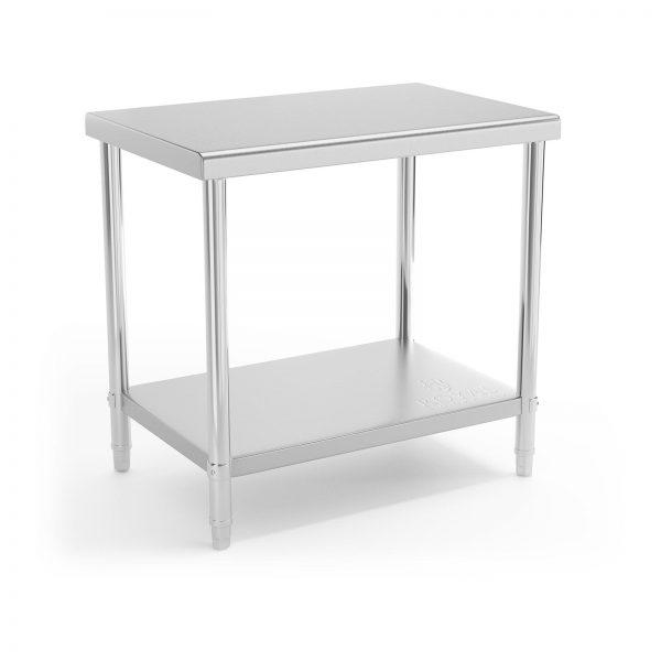 Pracovný stôl - 90 x 60 cm - 210 kg | RCAT-90/60-NW
