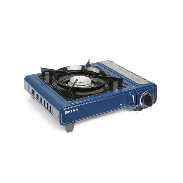 Prenosný plynový varič - 2,2 W | Hendi 147610