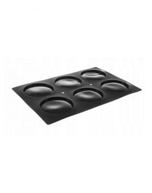 Silikónová forma na pečenie - DISC - 600x400 - 6 otvorov | Hendi 676288