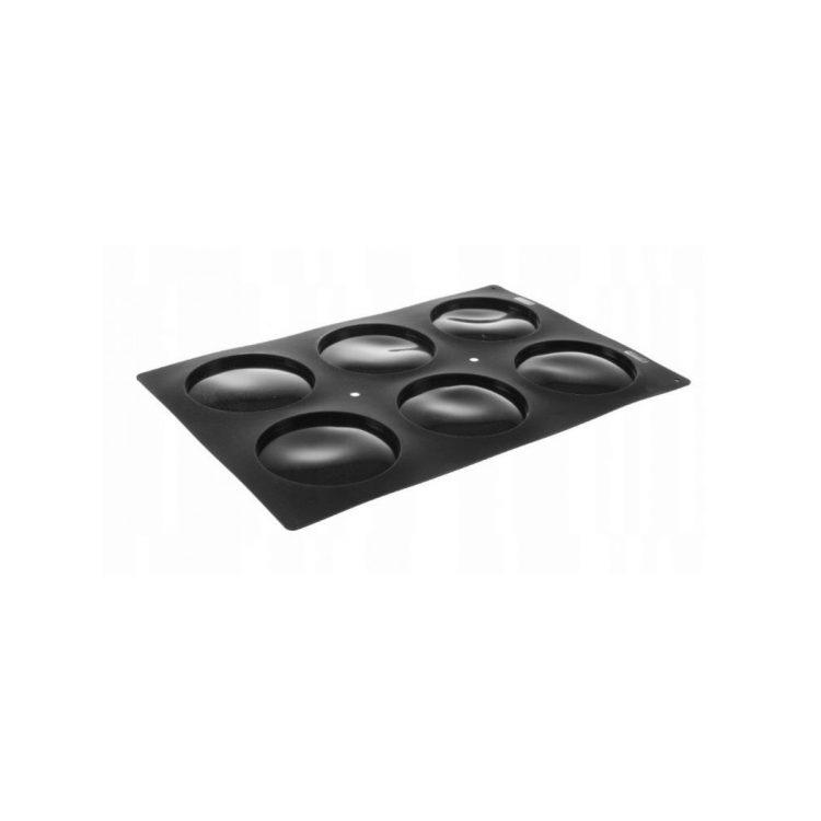 Silikónová forma na pečenie - DISC - 600x400 - 6 otvorov   Hendi 676288