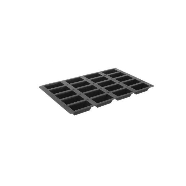 Silikónová forma na pečenie - GN 1/1 - MINI-CAKE | Hendi 676387
