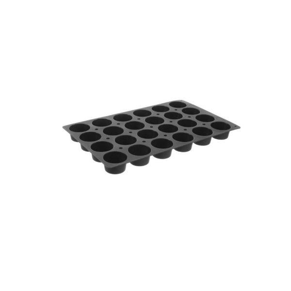 Silikónová forma na pečenie - GN 1/1 - MUFFINS | Hendi 676363