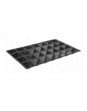 Silikónová forma na pečenie - GN 1/1 - PYRAMIDE | Hendi 676370