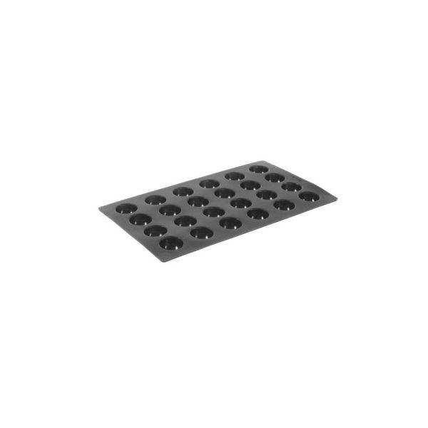 Silikónová forma na pečenie - GN 1/3 - SEMI-SPHERE | Hendi 676158