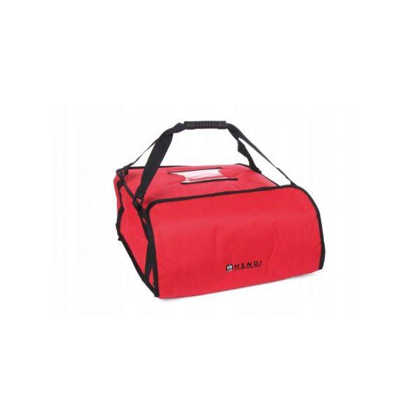 Taška na pizzu - 4 krabice - 450x450 mm | Hendi 709818