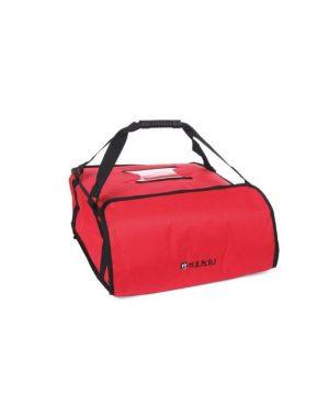 Taška na pizzu - 4 krabice - 500x500 mm | Hendi 709856
