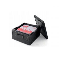 Termobox na pizzu 3x40 cm | Hendi 707098