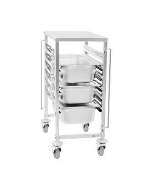 Transportný vozík - 6 x GN 1/1 | RCTW 6 GN 1/1