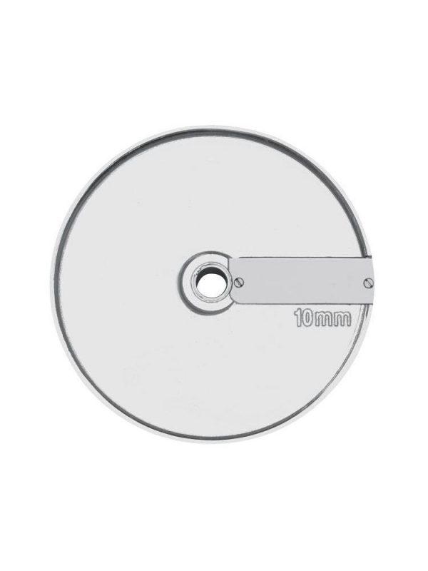 Disk - plátkovač 10 mm (1 nôž na disku) | kód 280225, vhodný pre krájače zeleniny 231807, 231852, 230275 a 230282 Hendi a Revolution.