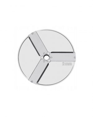 Disk - plátkovač 2 mm (3 nože na disku) | kód 280102, vhodný pre krájače zeleniny Hendi a Revolution 231807, 231852, 230275 a 230282.