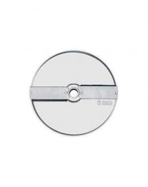 Disk - plátkovač 6 mm (2 nože na disku) | kód 2802016,vhodný pre krájače zeleniny Hendi a Revolution 231807, 231852, 230275 a 230282.