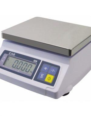 Kuchynská váha na porcie CAS SW 1S-2DR 2kg - 1