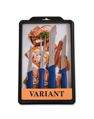 Súprava Variant - mäso - modrá - KDS 2820