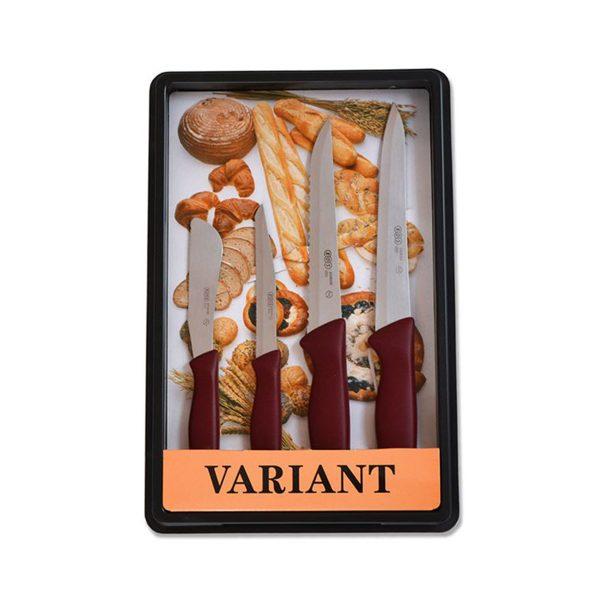 Súprava Variant - pečivo (vínová) - KDS 2822