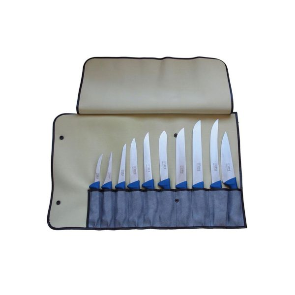 Zvinovačka s 10 mäsiarskymi nožmi PROFI LINE - KDS 2681