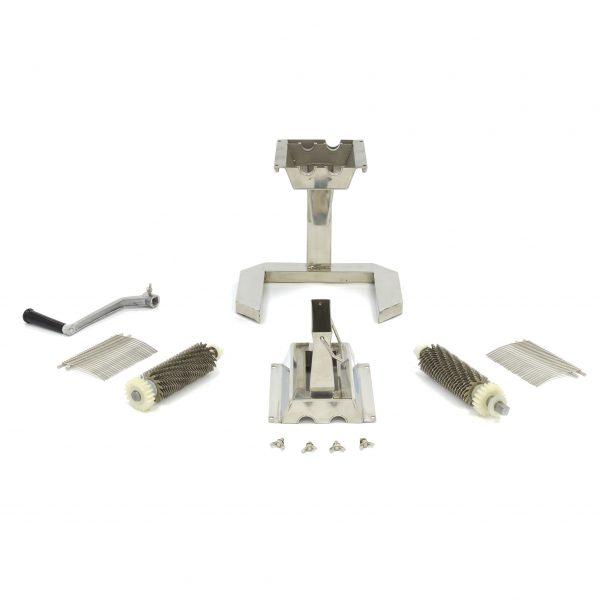 Maxima elektrický naklepávač – tenderizér na mäso 27 x 2 - 125 mm - 4