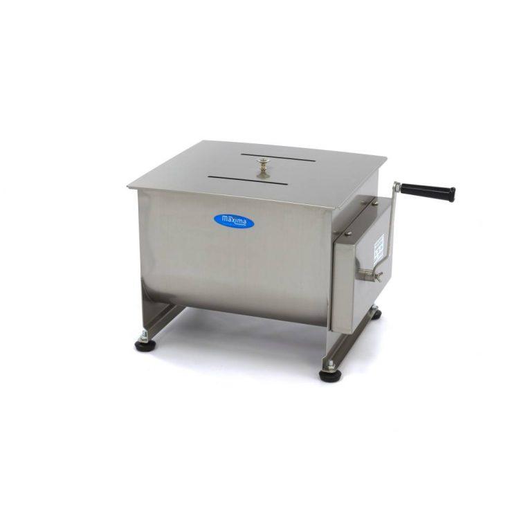 Miešačka na mäso do klobás 30 litrov - Double | model Maxima 09368000