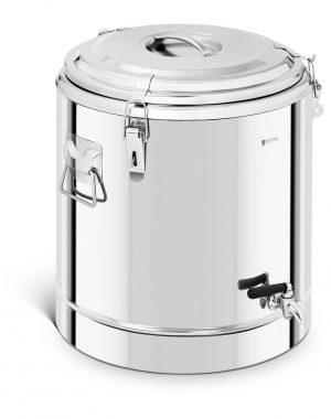 Gastronomický termos s kohútikom - 40 l | RCTP-40ET