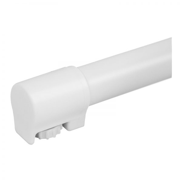 Barový stôl- bielý – skladací – Ø70 cm – 110 cm RC-BIS70FW -2