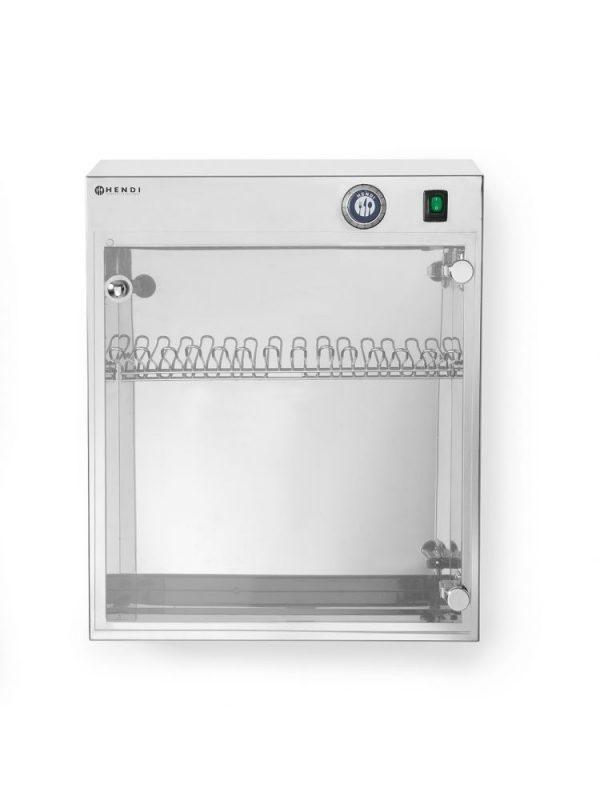 UV sterilizátor na nože 51x16x61 cm | HENDI 281246 - 2
