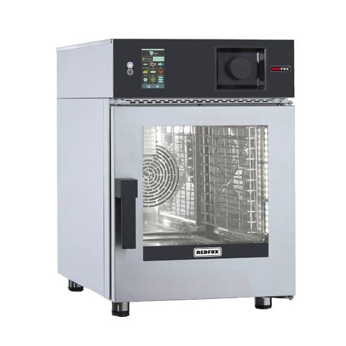 Konvektomat - 6 X GN 2/3 - nástrekový | MSDBD-0623E