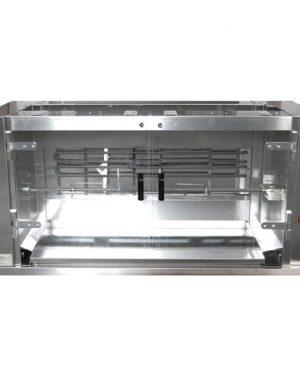 Elektrický gril na prasa - 1xšpíz | GPE-1