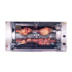 Elektrický gril na prasa - 2xšpíz GPE-2