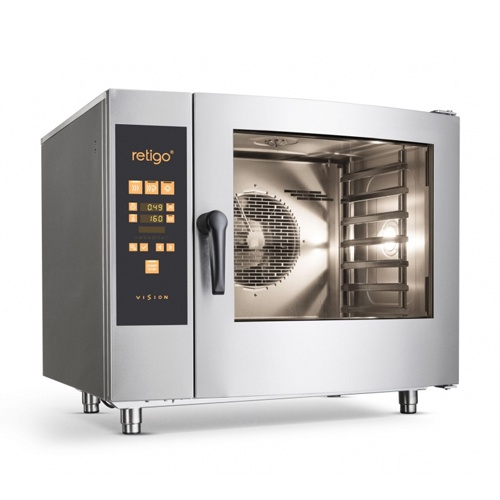 Elektrický konvektomat - 7xGN11 - bojlerový Orange Vision