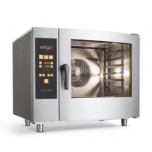 Elektrický konvektomat - 7xGN11 - nástrekový Orange Vision