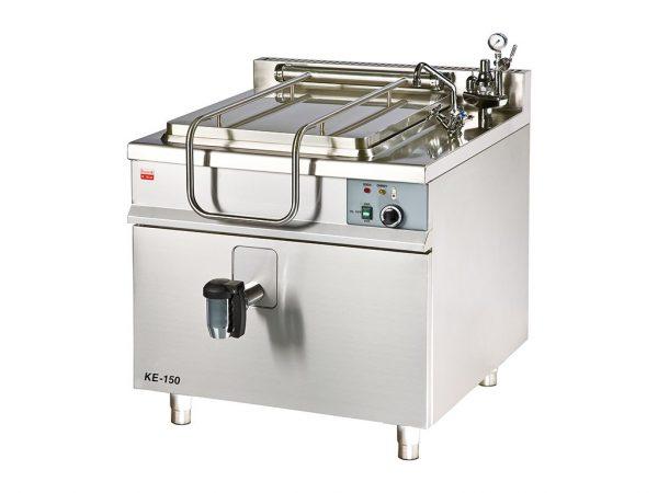 Elektrický varný kotol - hranatý duplikátor | KE-150