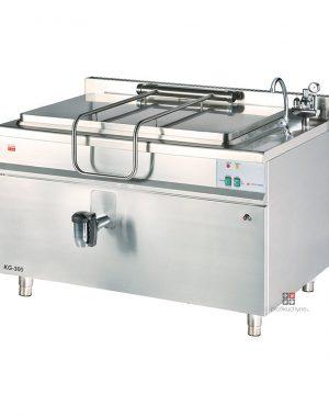 Elektrický varný kotol - hranatý duplikátor | KE-300