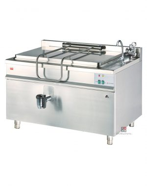 Elektrický varný kotol - hranatý duplikátor | KE-400