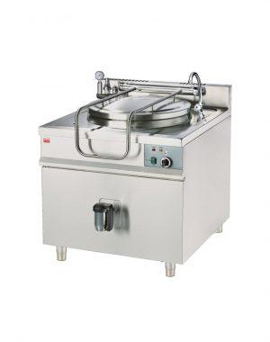 Elektrický varný kotol - okrúhly duplikátor | KE-100-O