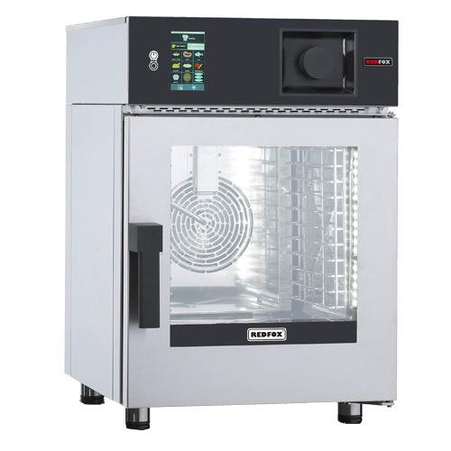 Konvektomat - 6 X GN 1/1 - nástrekový | MSDBD-0611E